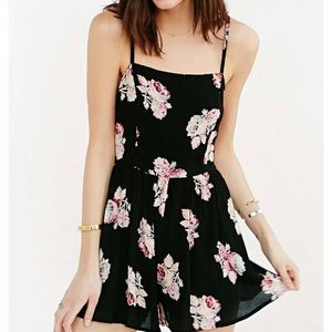 Urban outfitter kimchi blue romper
